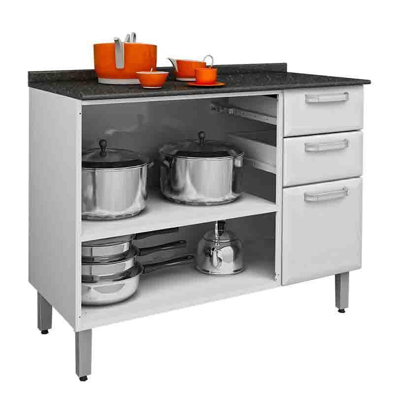 Cozinha Compacta Itatiaia Luce - Roberto