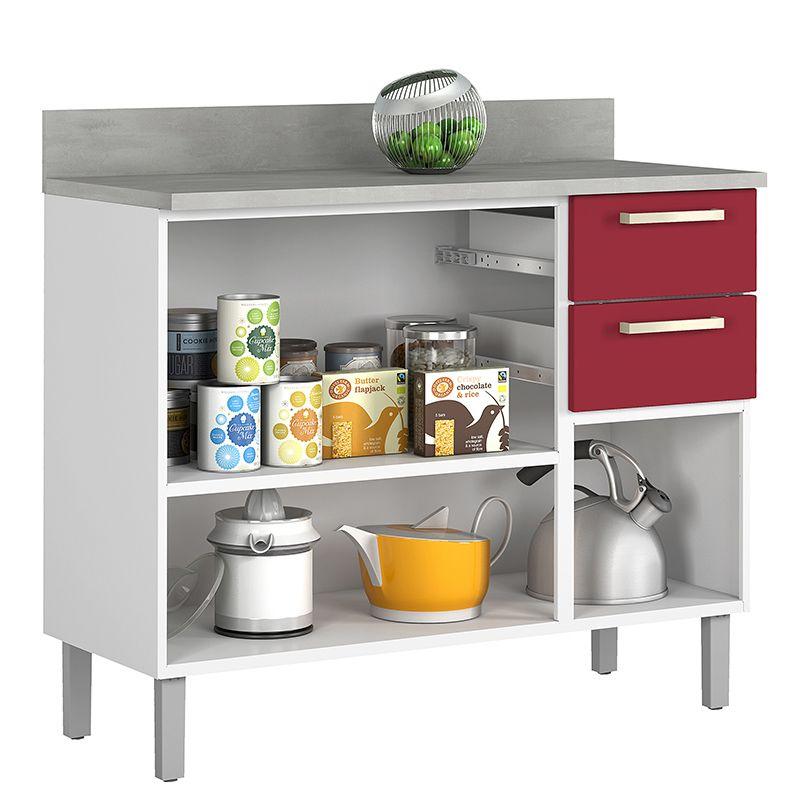 Cozinha Compacta Itatiaia 13 Portas e 02 Gavetas Lara Class