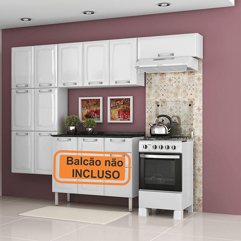 Cozinha  Itatiaia Luce 03 peças