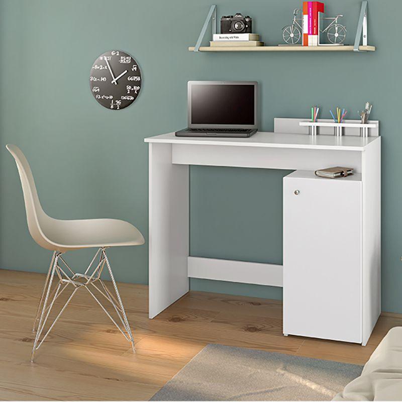 Escrivaninha com Porta Objetos 01 Porta 01 Prateleira Ciranda JCM