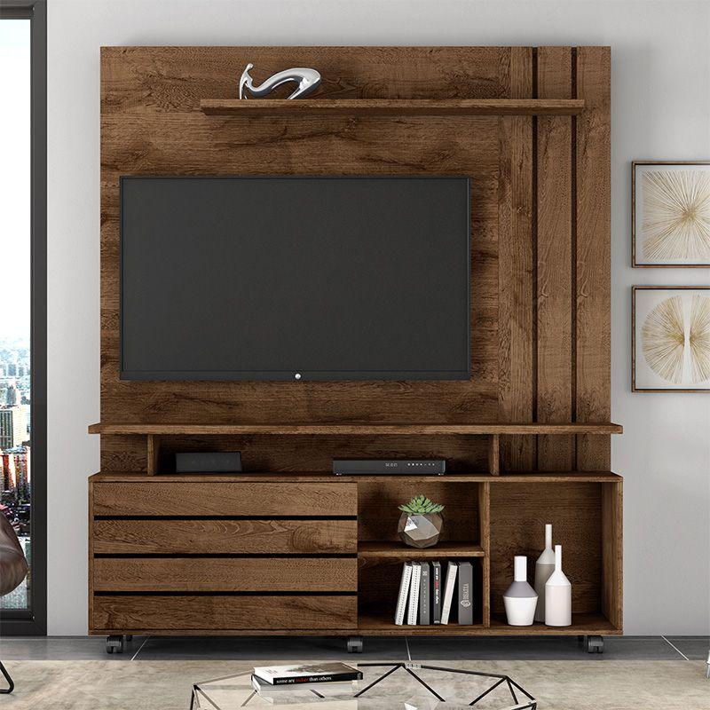 Estante Home Para Tv Até 60 Polegadas Serrano JCM