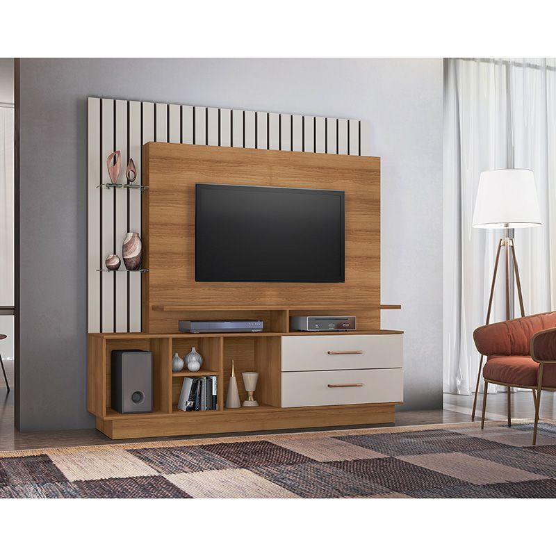 Estante Home Para Tv Até 65 Polegadas Fascínio Jcm
