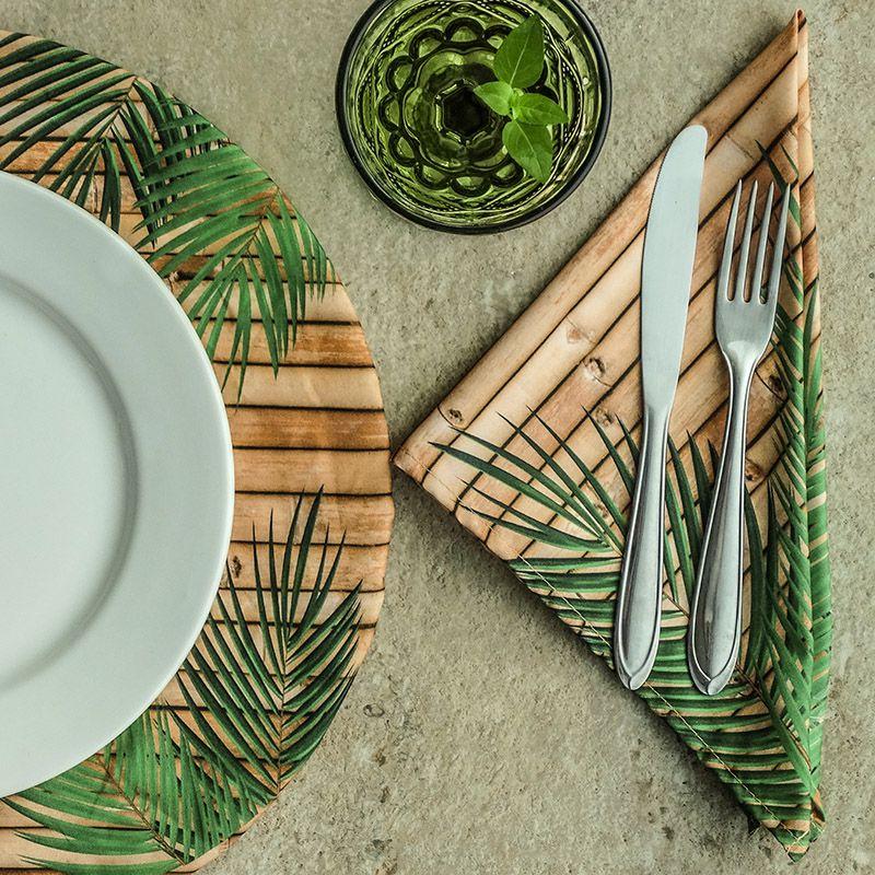 Guardanapo em Tecido Bamboos