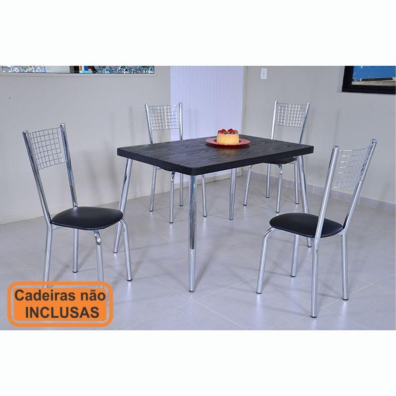 Mesa de jantar 120 x 80 modelo 877
