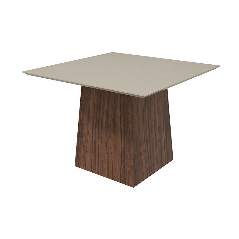 Mesa de Jantar 130 cm Nevada Lopas