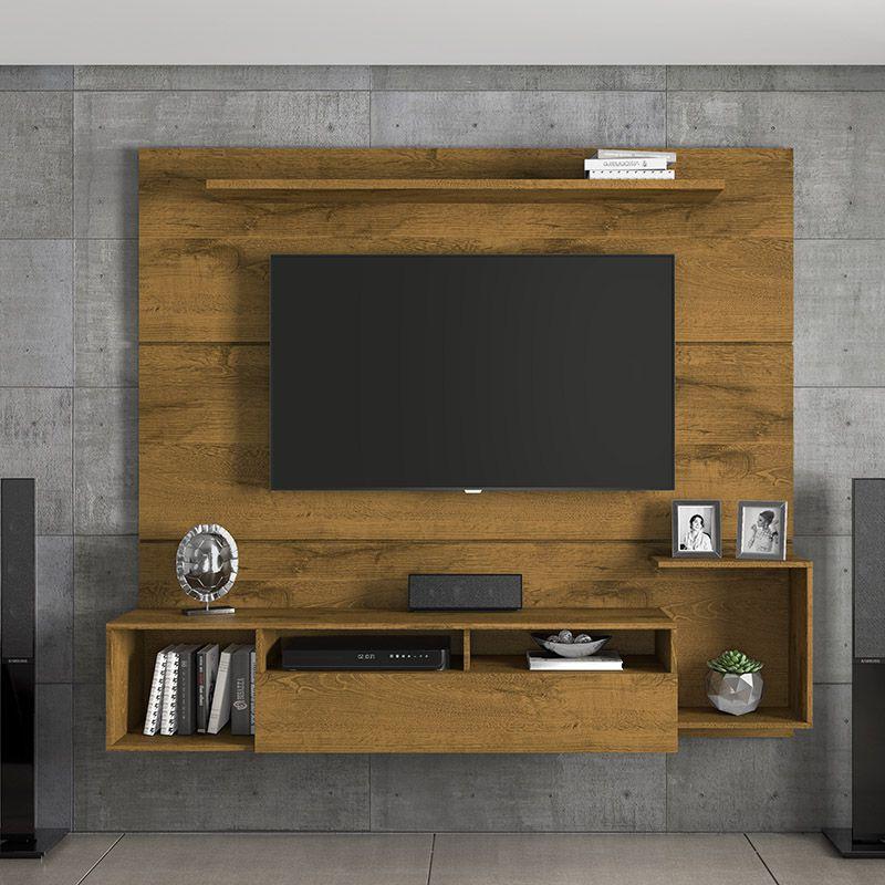 Painel para TV até 60 Polegadas 01 Porta Basculante Frevo JCM