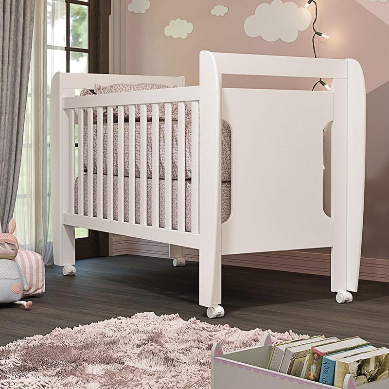 Quarto De Bebê Amore 03 Portas Com Pés Tcil 05 Peças