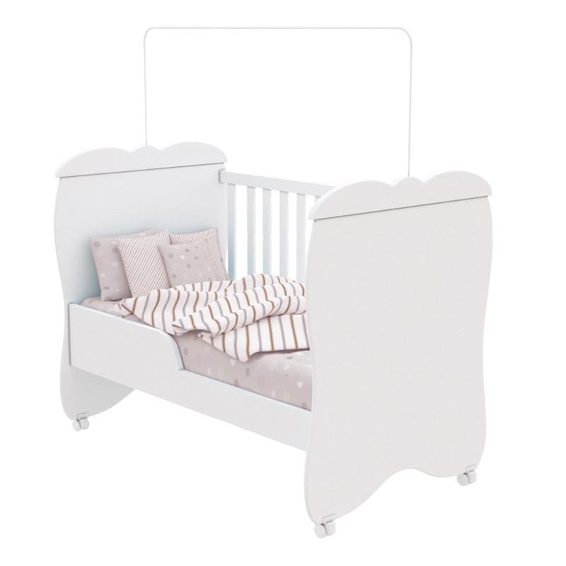 Quarto De Bebê Capricho 03 Portas Com Pés Tcil 05 Peças