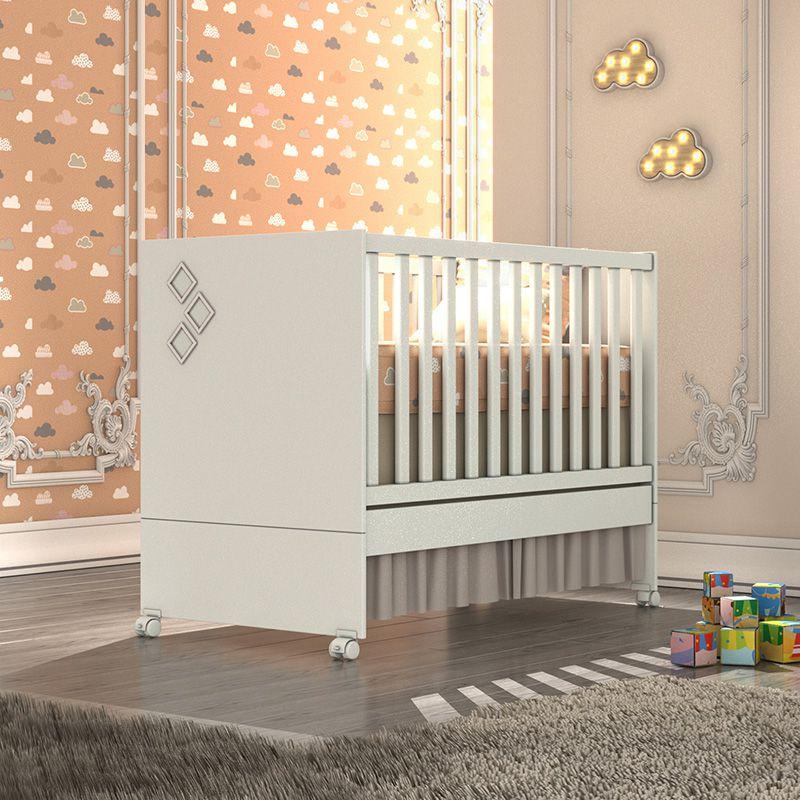 Quarto de Bebê Sonic 04 Portas com Pés Tcil