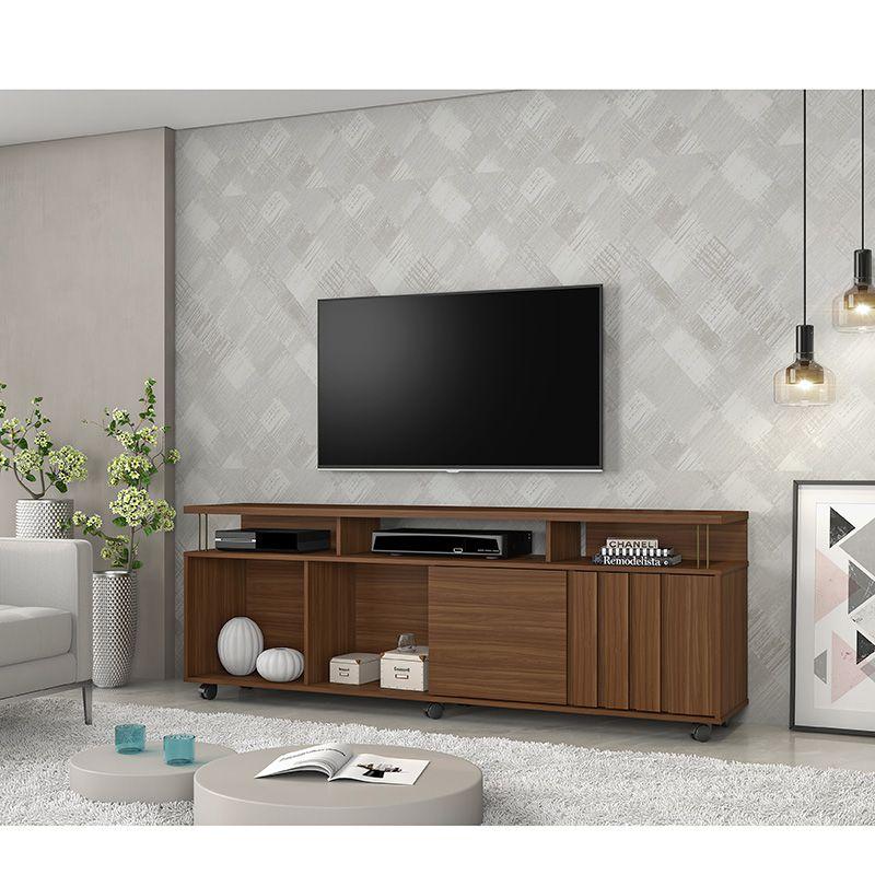 Rack Para Tv Até 75 Polegadas Atraente JCM