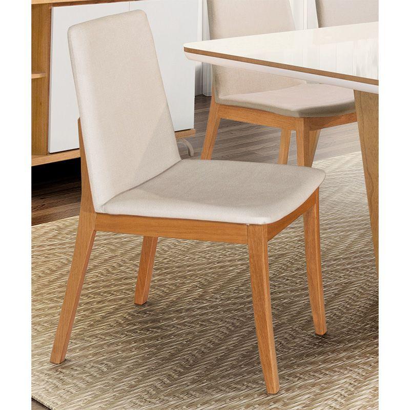 Sala De Jantar Tiradentes Mesa Quadrada 135 Cm 06 Cadeiras
