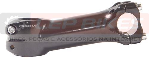 Mesa de bicicleta / Avanço Promax 10° 110mm Preto 25.4