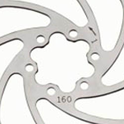 Disco / Rotor Winzip Ondulado 6 furos - 160mm