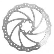 Disco / Rotor Winzip Ondulado 6 furos - 180mm