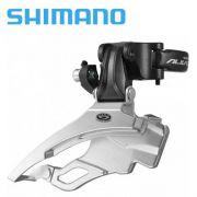 Câmbio Dianteiro para MTB - Shimano Alivio FD-M431 9v Abraçadeira Alta (Dual Pull)