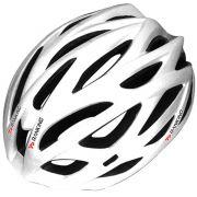 Capacete Bicicleta Ranking H93 Nest Branco Fosco - Tamanho M