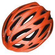 Capacete Bicicleta Ranking H93 Nest Laranja Fosco - Tamanho M