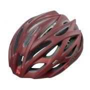 Capacete Bicicleta Ranking H93 Nest Marrom Fosco - Tamanho G