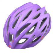 Capacete Bicicleta Ranking H93 Nest Roxo Fosco - Tamanho M