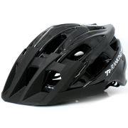 Capacete Bike Ranking T41 Enduro Preto - Tamanho G