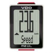 Ciclocomputador VDO M2.2 Sem Fio / Wireless 10 funções