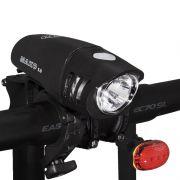 Kit / Conjunto de Farol / Luz / Lanterna Dianteiro e Traseiro NiteRider Mako 5.0 / TL 5.0