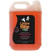 Limpa Bikes Expert Clean (limpeza pesada e desengraxante) galão 5L (5000mL) - para bicicletas e motocicletas