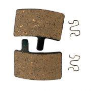 Pastilha PH06SH06 Orgânica Freio Disco Hayes Stroker Trail - Carbon - Gram