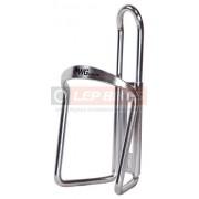 Suporte de Caramanhola / Garrafa Bike Alumínio Prata