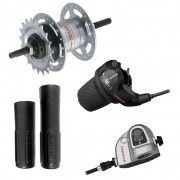 Kit Nexus Inter 3 p/ V-Brake - Completo - 3v