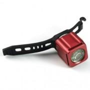 Luz traseira / lanterna Xeccon Geinea III LED 10 lumens Recarregável USB