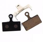 Pastilha Metálica para Freio a Disco SHIMANO XTR, XT, SLX, XT, M675/785, CX75 - Bengal PS07SS07 Kit 2 pares