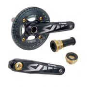 Pedivela Shimano Saint Integrado M810 36x22 DUPLO Hollowtech 2