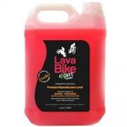 Shampoo Lava Bikes Expert Clean galão 5L (5000mL) - limpeza de bicicletas e motocicletas