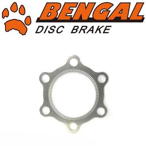 Adaptador para cubo Shimano Center Lock / 6 furos - Bengal BR301