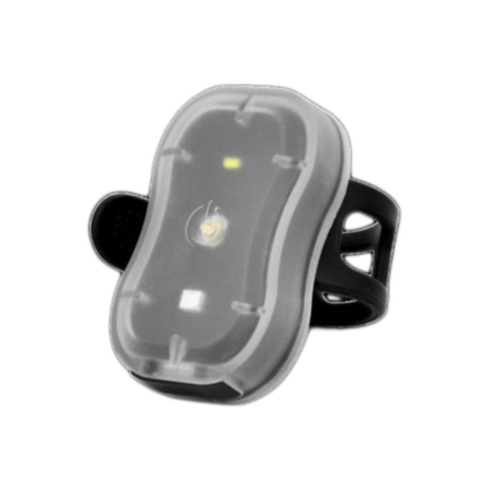 Farol / Luz / Sinalizador / Lanterna dianteira ou traseira para bike LED super brilhante branco ou vermelho / recarregável USB