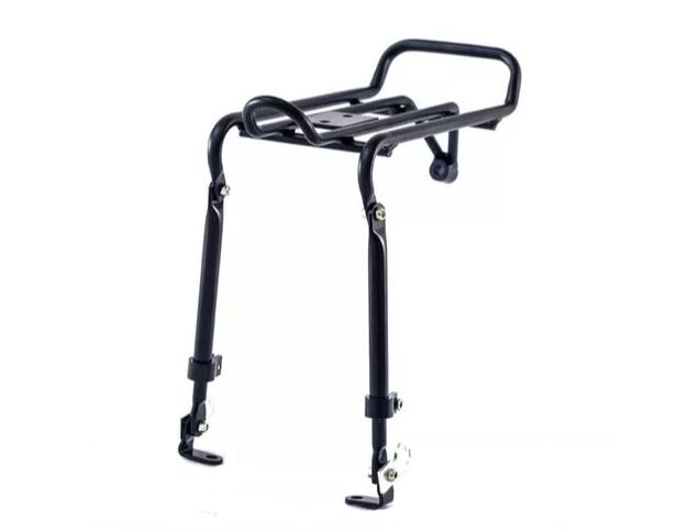 Bagageiro Dianteiro Ostand CD-220 P/ Bicicleta C/ Freio a Disco - até 5kg