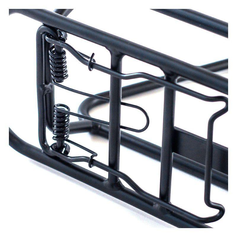 Bagageiro Dianteiro Ostand CD-241 P/ Bicicleta C/ Blocagem - até 9Kg