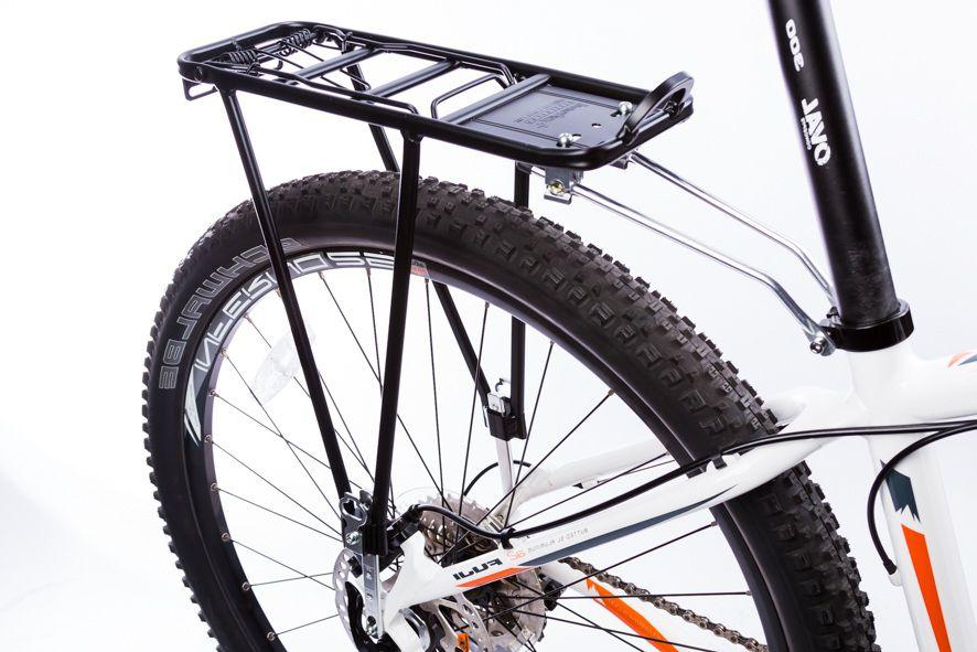 Bagageiro Traseiro Ostand 29 CD-13AX P/ Bicicleta - Suporta até 25kg