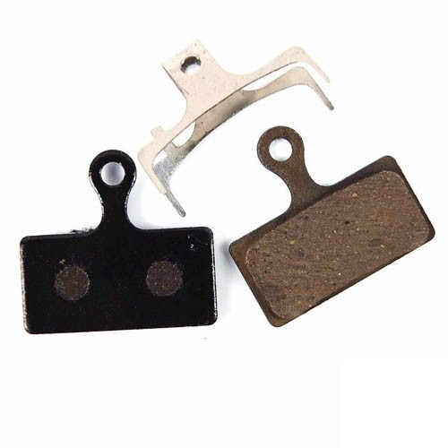 Pastilha semi-metálica para Freio a Disco SHIMANO XTR, XT, SLX, XT, M675/785, CX75 - Bengal PSP07SS07