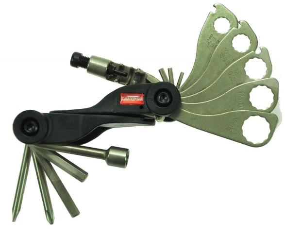 Canivete / Ferramenta com 18 Funções para Bike