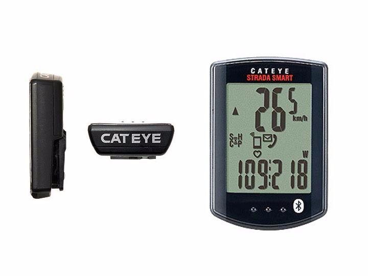 Ciclocomputador Cateye RD500B Strada Smart