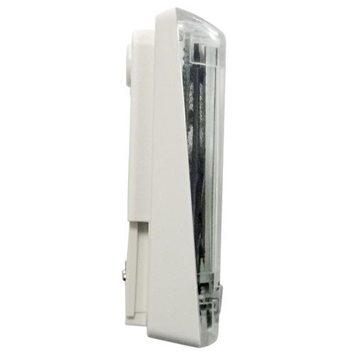 Ciclocomputador Echowell U10w Branco Sem Fio / Wireless