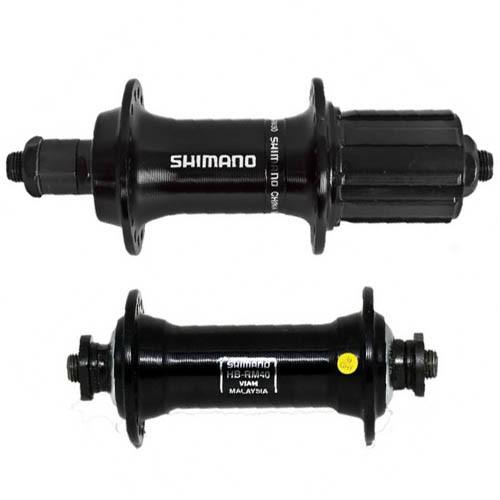 Conjunto de Cubos Shimano RM 30 / 40 K7 8v 9v 10v 36 furos