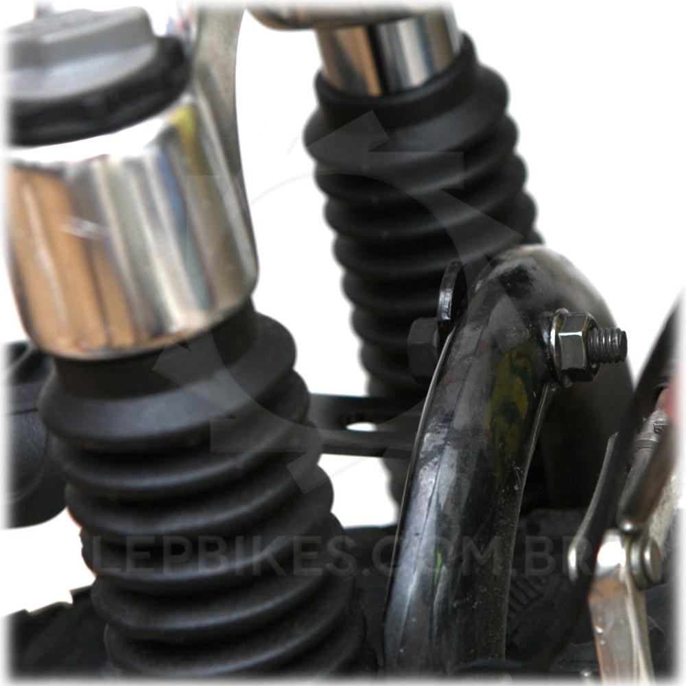 Kit Paralamas para Bike CLY - Dianteiro / Traseiro