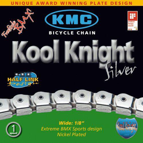 Corrente KMC KK-710 CROMADO Bmx/Freestyle 112L