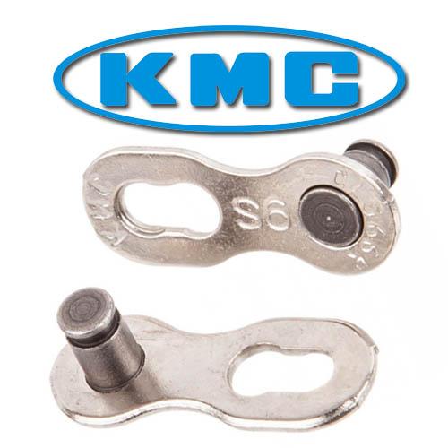 Corrente MTB / SPEED - KMC X-9 Silver (Prata)