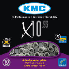 Kit Manopla + Câmaras 29 + Corrrente KMC x10