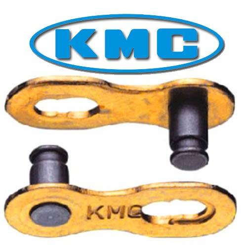 Emenda de Corrente / MissingLink / Power Link 11v KMC Dourado