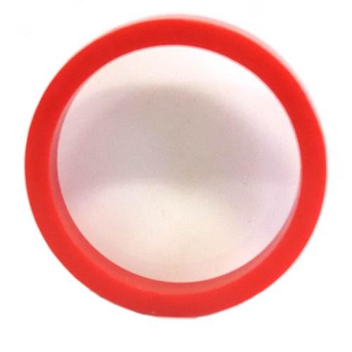 Espaçador Ahead Set Over 5mm Vermelho - Ultra leve 2g